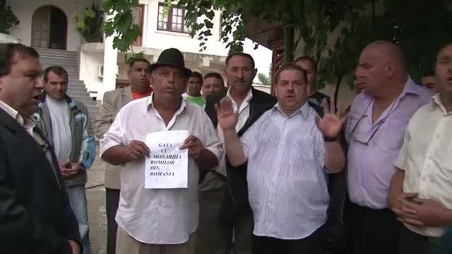 Fratii Cioaba, contestati de comunitatile de romi.