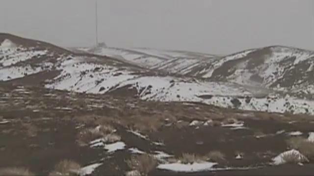 A nins intr-una din cele mai secetoase zone din lume. Cum arata desertul Atacama, acoperit de zapada