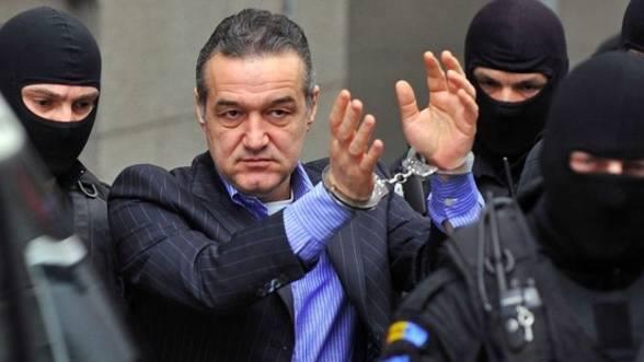 Gigi Becali va executa pedeapsa in regim deschis, la Penitenciarul Poarta Alba