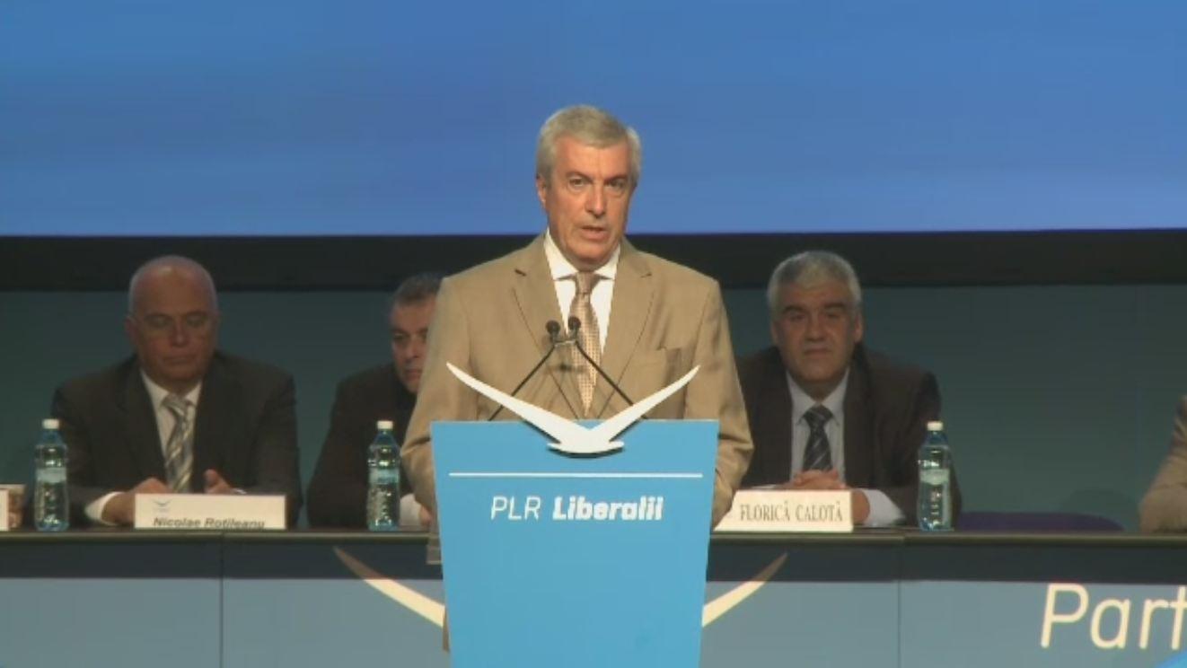 Tariceanu: Candidatura lui Melescanu ma afecteaza, trebuie sa fac un efort suplimentar