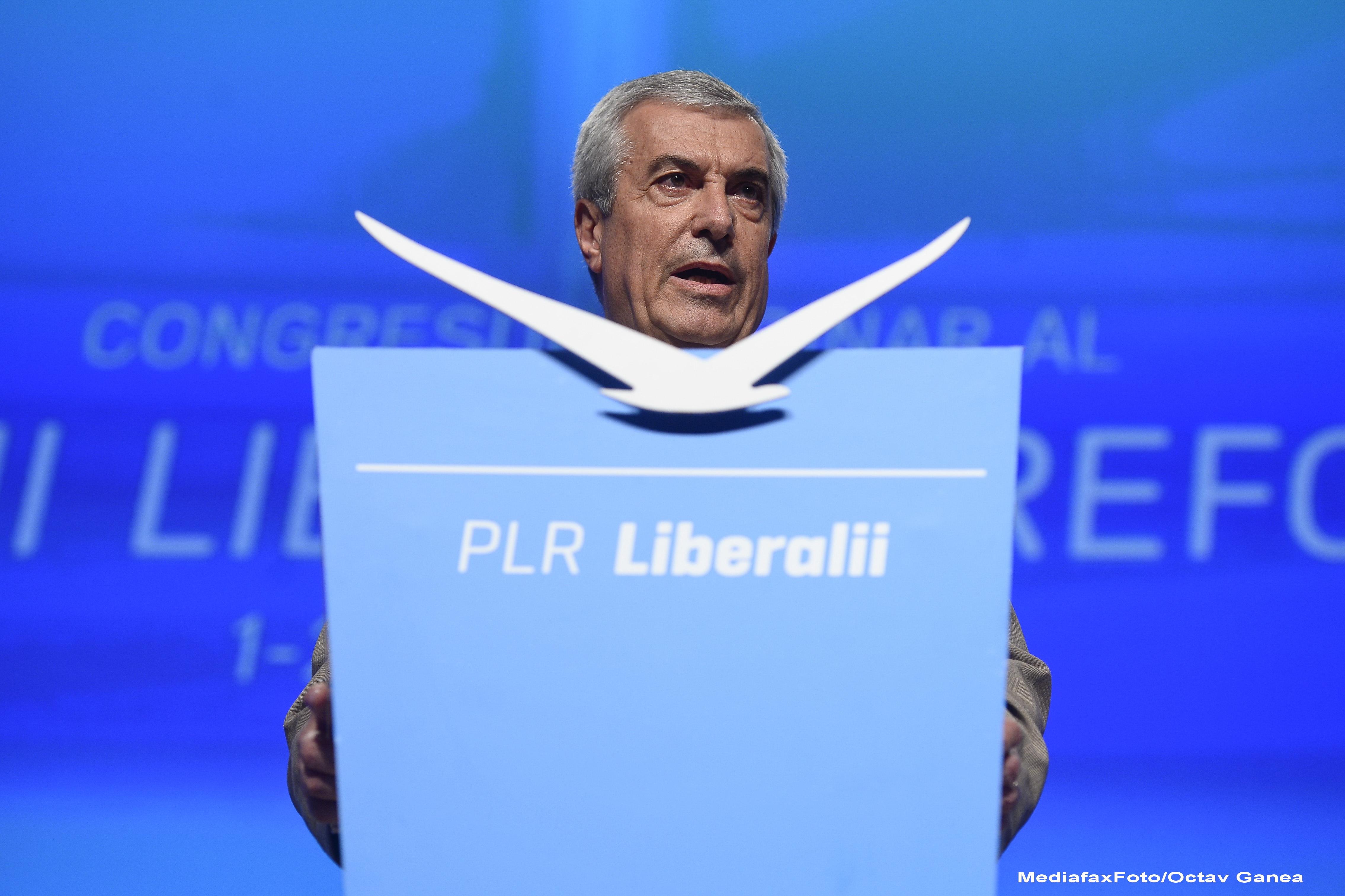Tariceanu a fost ales presedinte al PLR: