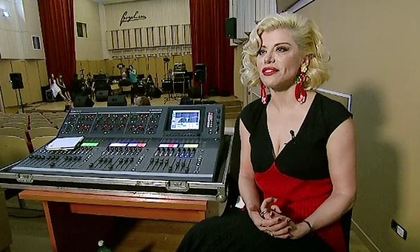 Loredana, interviu pentru postul de televiziune France 2: