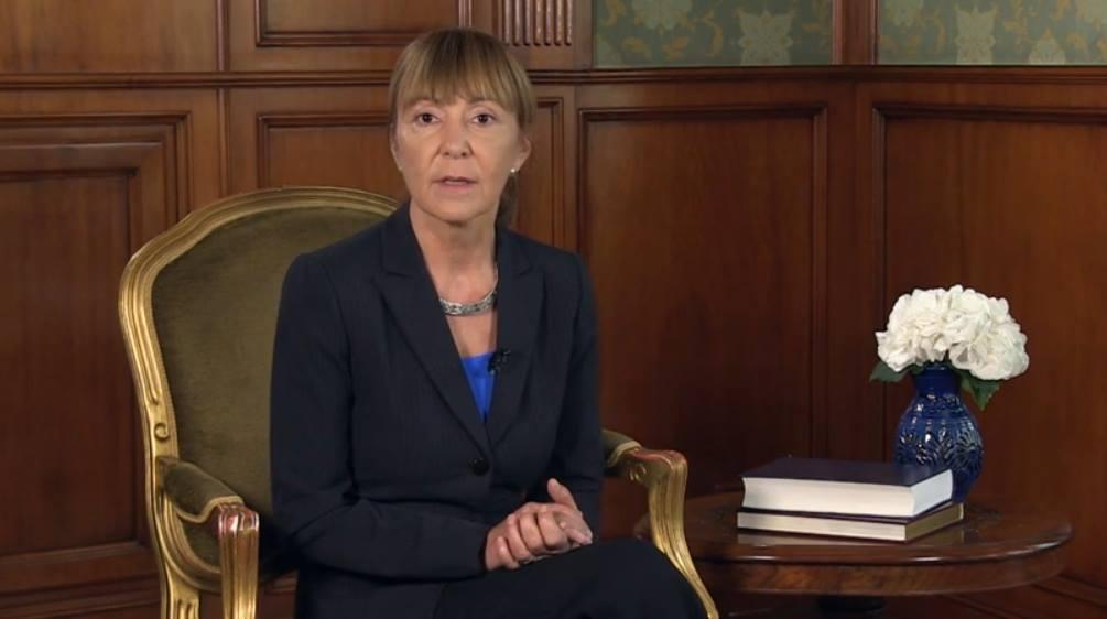 Monica Macovei este prima femeie care candideaza la Presedintia Romaniei: