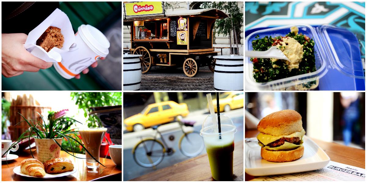 Street Food in Capitala: de la saorma cu de toate la patiseria cu aer de Paris. Unde mananci bine pe strada, in Bucuresti