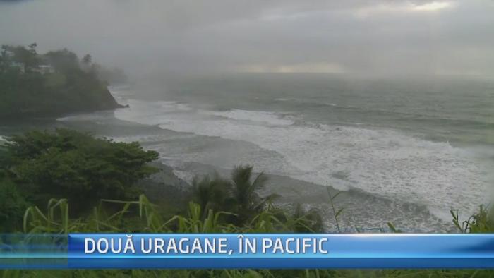 STIRI EXTERNE PE SCURT. Insulele Hawaii ar putea fi lovite de doua uragane; Parazitul care te transforma in vegetarian