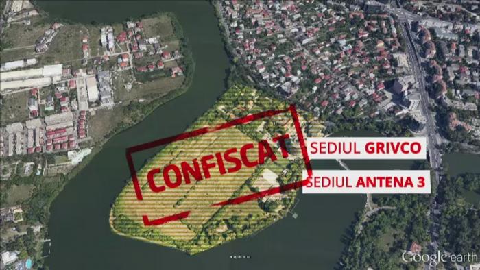 Ministerul Finantelor demareaza procedurile de confiscare a proprietatilor care i-au apartinut lui Dan Voiculescu