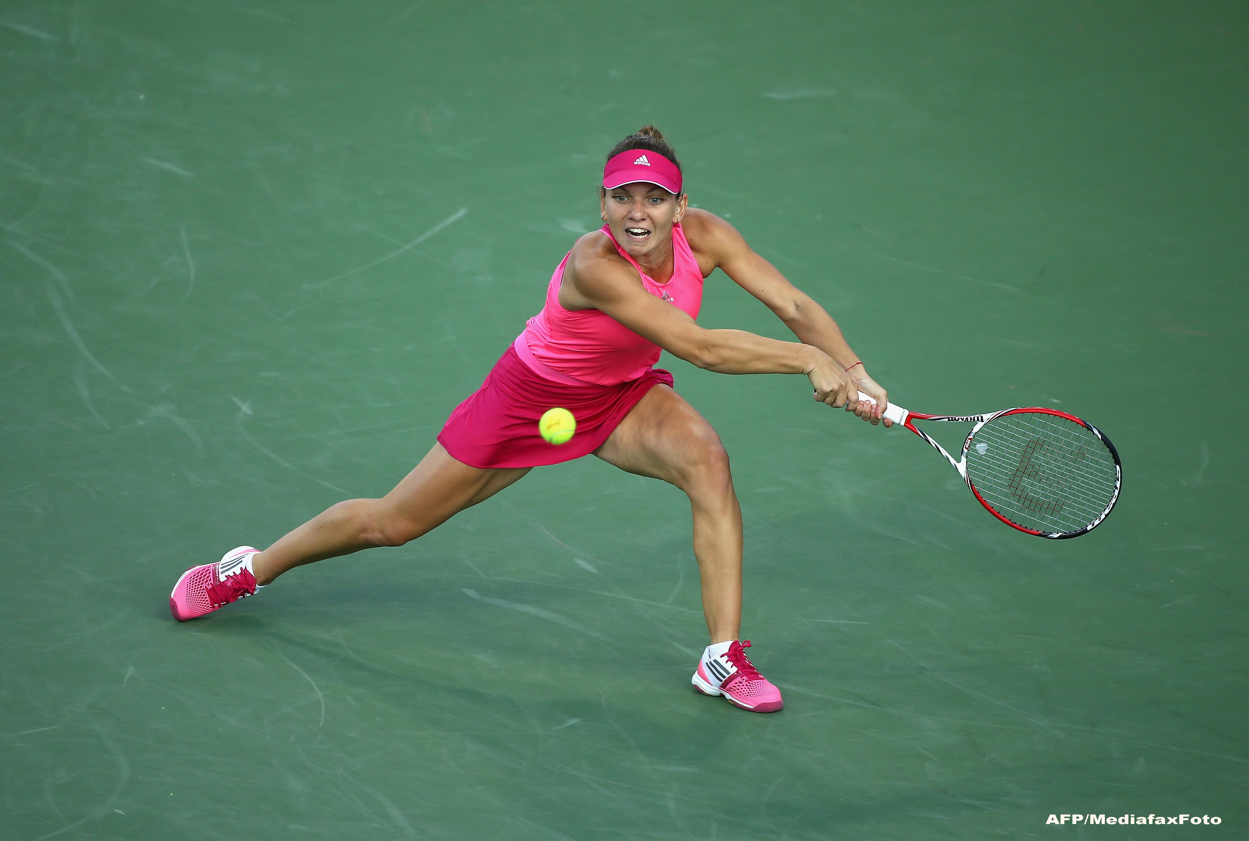 SIMONA HALEP - JANA CEPELOVA, 6-2, 6-1, in turul doi de la US Open. Victorie lejera, in 55 de minute, pentru Simona