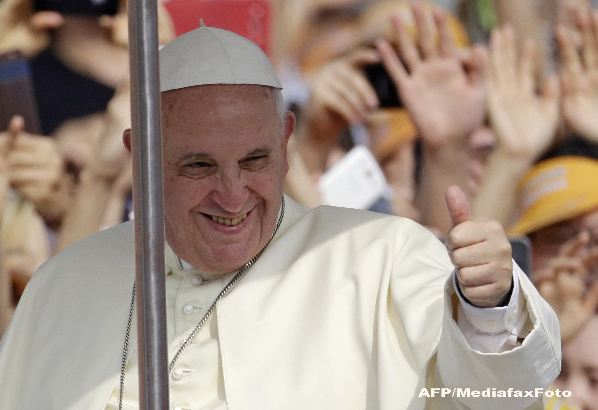 Papa Francisc in Coreea de Sud. Prima vizita a unui suveran pontif din ultimii 25 de ani