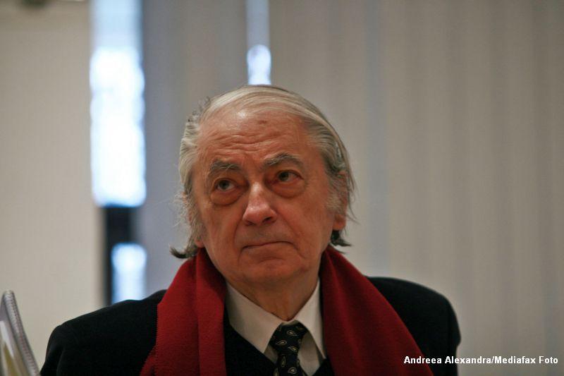 Dan Haulica a murit. Criticul de arta era internat de mai mult timp la Spitalul Elias