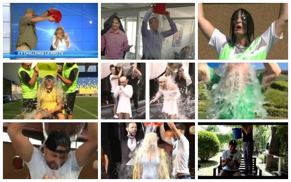 INFOGRAFIC. Ice Bucket Challenge in Romania. Cine sunt vedetele care si-au turnat apa cu gheata in cap, in scop caritabil
