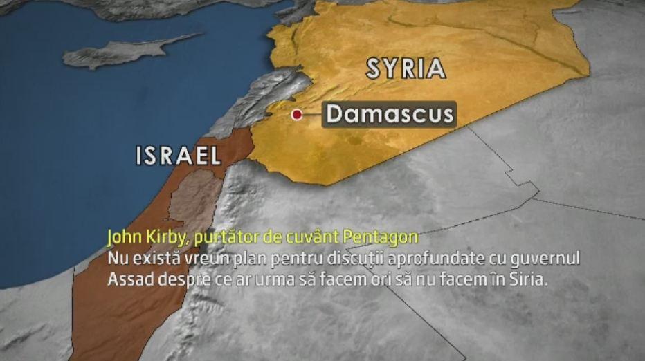Statele Unite au inceput zborurile de recunoastere deasupra Siriei. Care ar putea fi urmarile unei astfel de decizii