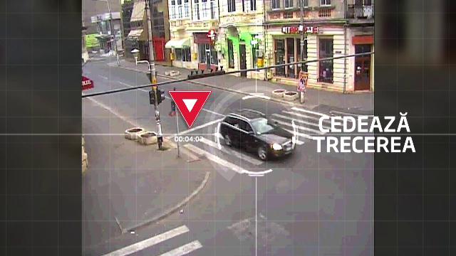 Doua soferite au creat haos in trafic, dupa ce au fost implicate intr-un accident. Partenerii lor s-au luat la bataie