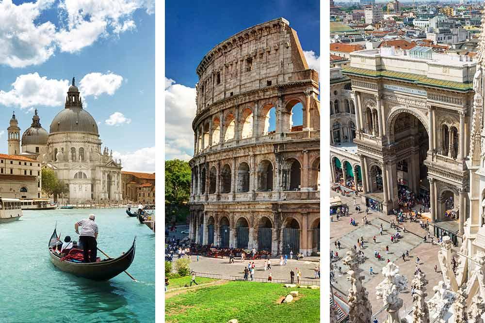 3 locuri de vis din Italia care te vor ajuta sa iti iei gandul de la orice problema