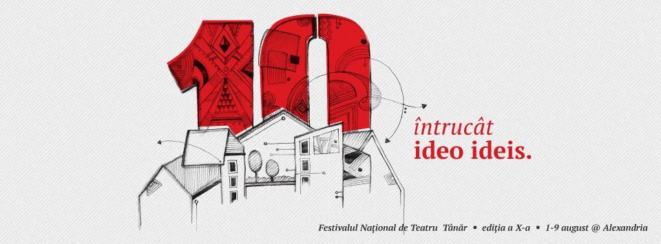 10 ani de festival de teatru fara... teatru! Misterul din Alexandria continua acum live pe www.stirileprotv.ro
