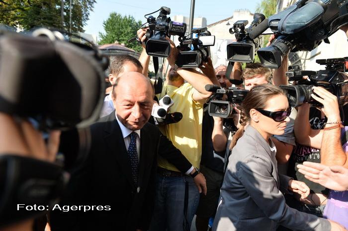 Traian Basescu, citat la ICCJ in cazul ziaristilor rapiti in Irak:
