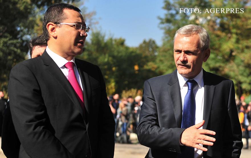 Dragnea e de acord cu discutiile pe Codul Fiscal si il trimite pe Teodorovici la PNL si UNPR. Ponta:
