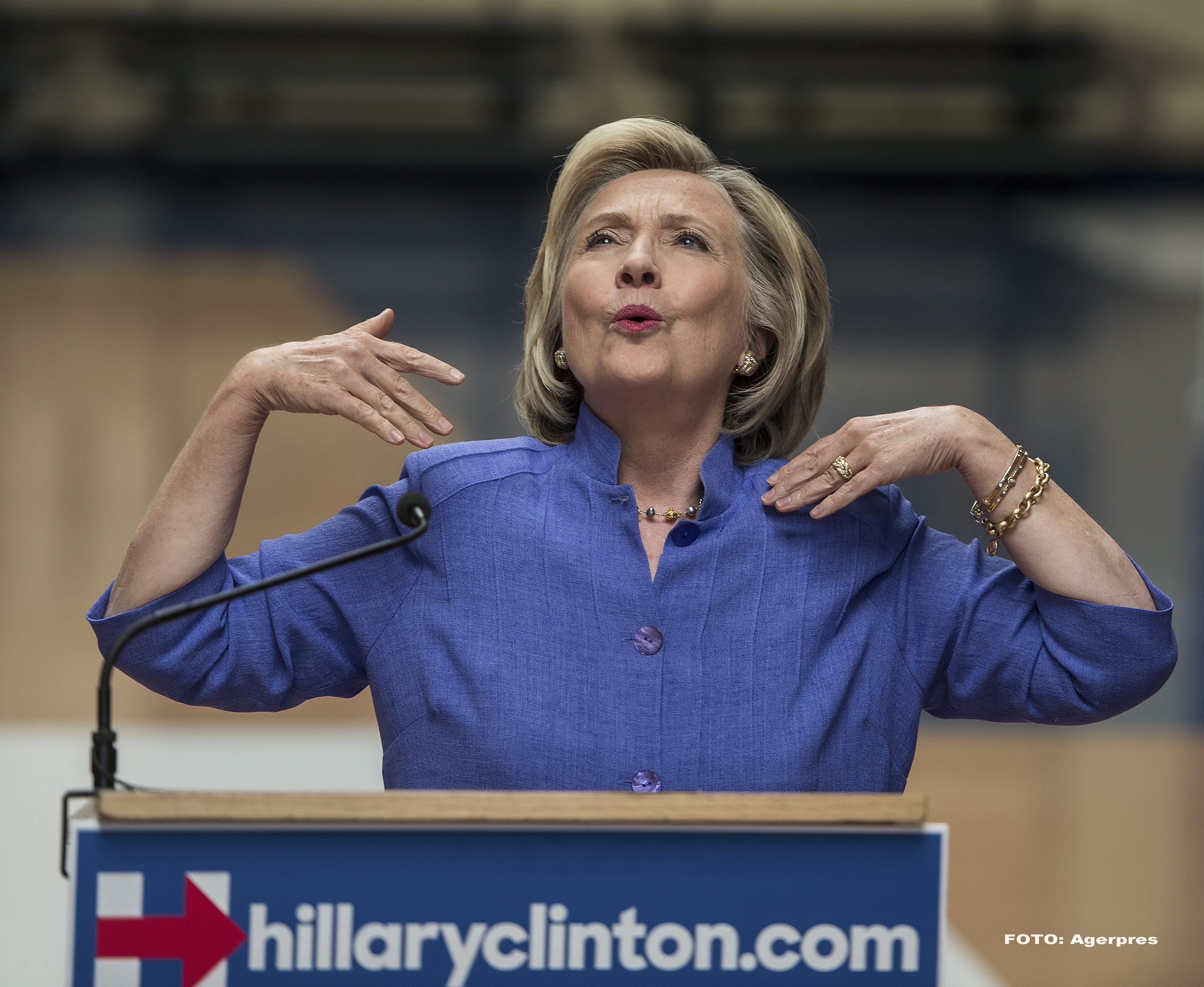 Hillary Clinton, candidata la presedintia SUA, a acceptat sa colaboreze cu FBI-ul: