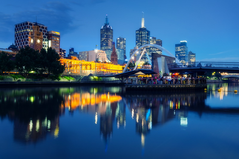 Melbourne, orasul unde se traieste cel mai bine. Capitala din Europa care surclaseaza Vancouver si Toronto, in clasament