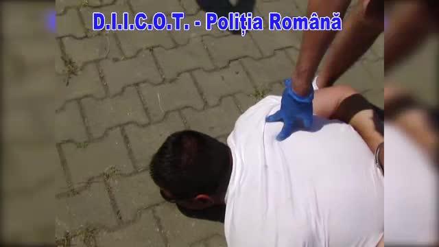 DIICOT Iași a cerut acceptul judecătorilor să controleze un traficant de droguri care refuza să-și dea jos pantalonii