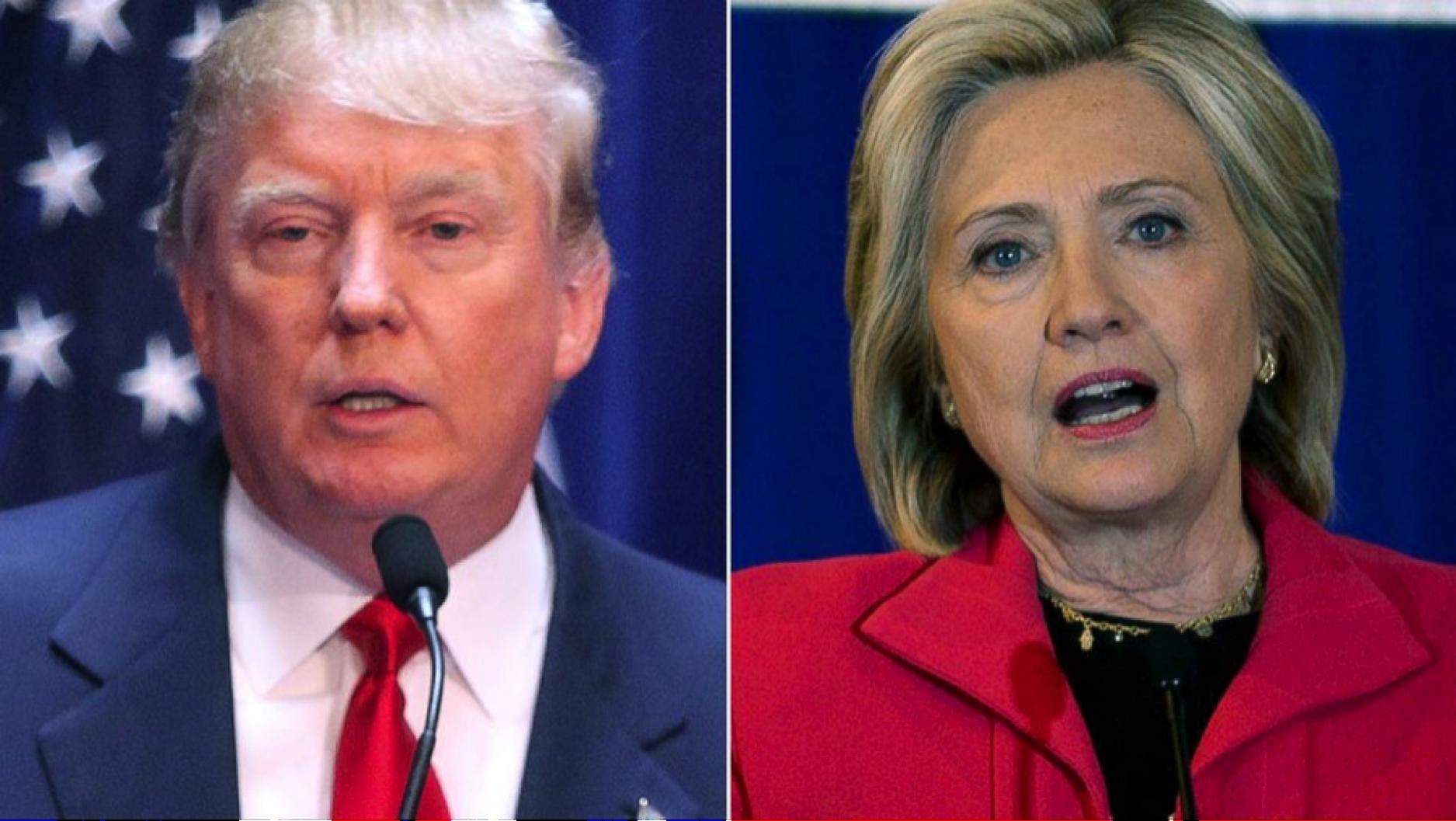 SUPER TUESDAY 3. Hillary Clinton si Donald Trump au obtinut victorii norocoase. Candidatul care si-a anuntat RETRAGEREA