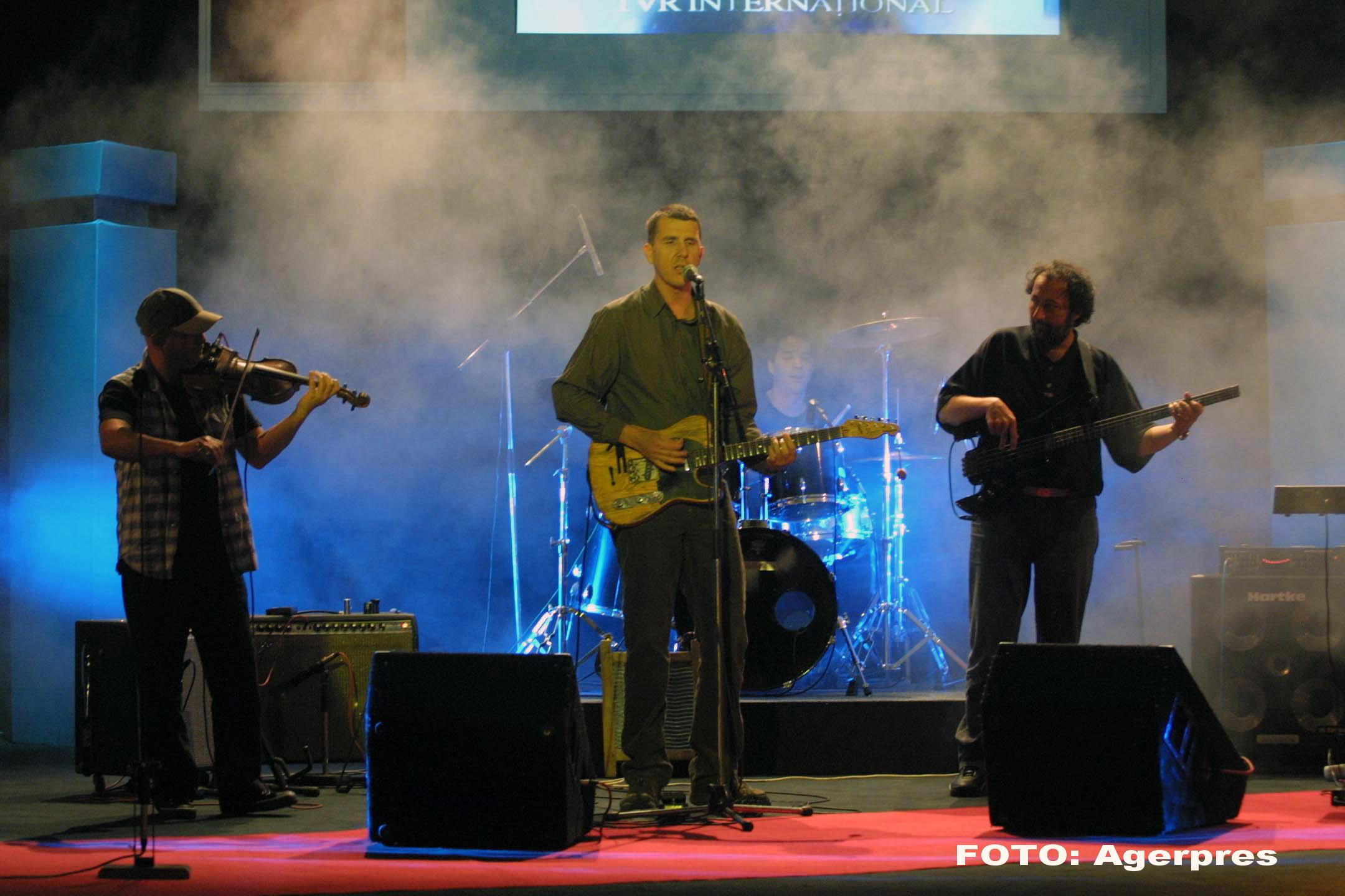 Blues american cu folclor ardelenesc. Concert Nightlosers pe 23 august, in Bucuresti