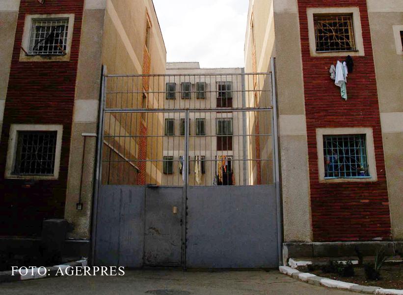 Incendiu la Penitenciarul Rahova, provocat de un detinut. Ministrul Justitiei: