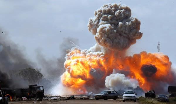 Atac aerian al SUA impotriva bazelor ISIS din Libia. Premierul libian: Pozitiile vizate au suferit