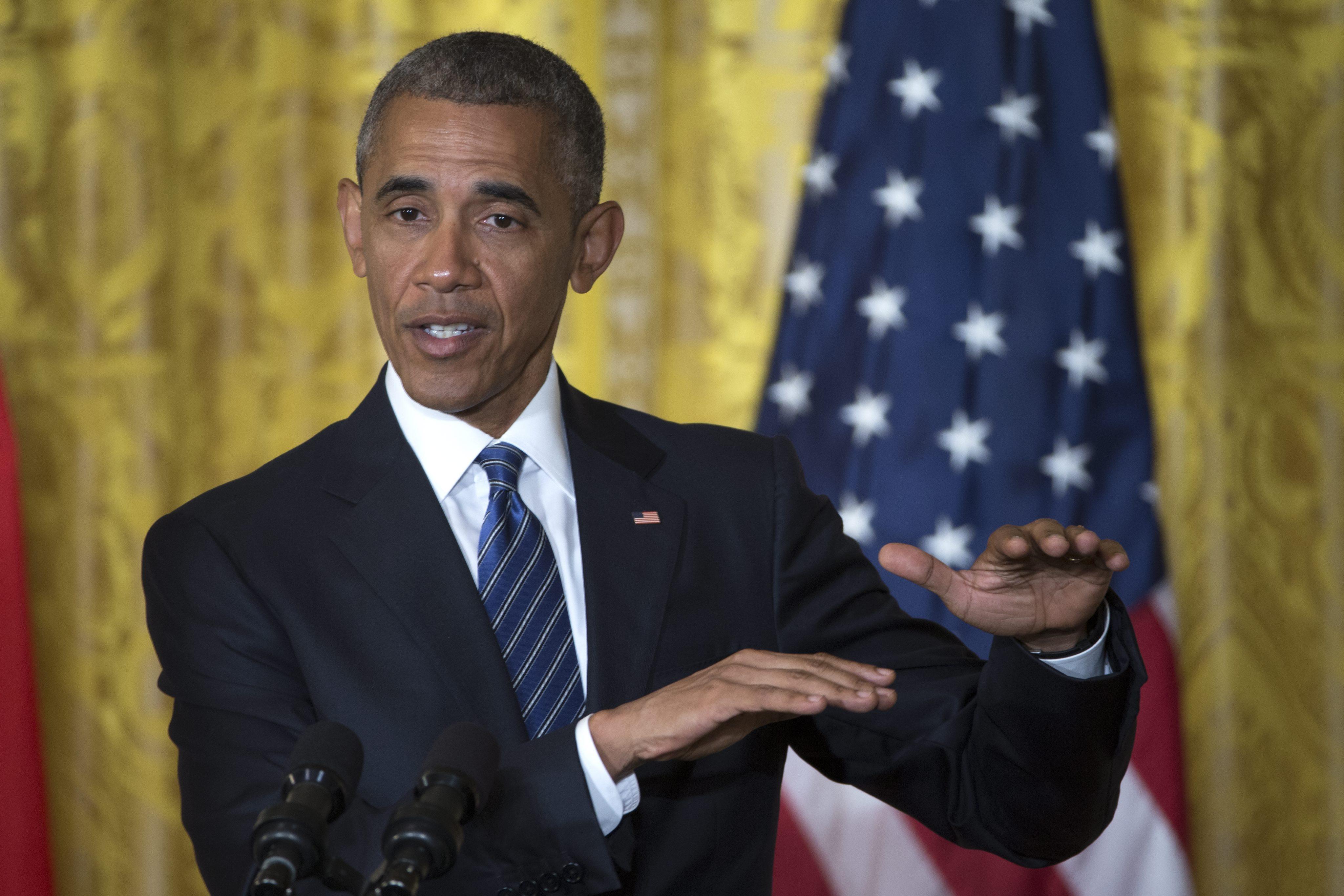 Barack Obama, invitat la emisiunea