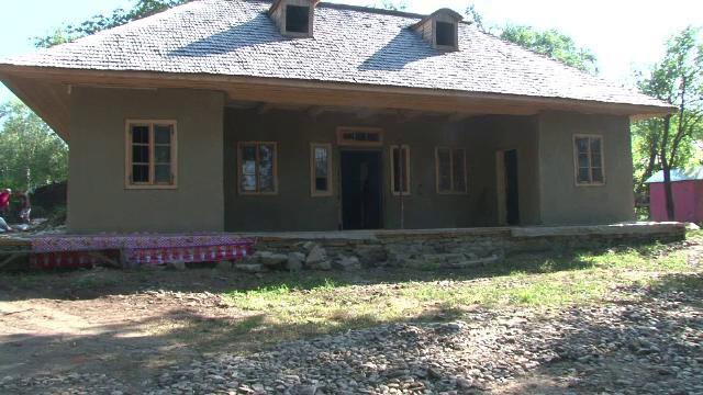 Casa lui George Enescu va fi renovata si transformata in centru cultural european: