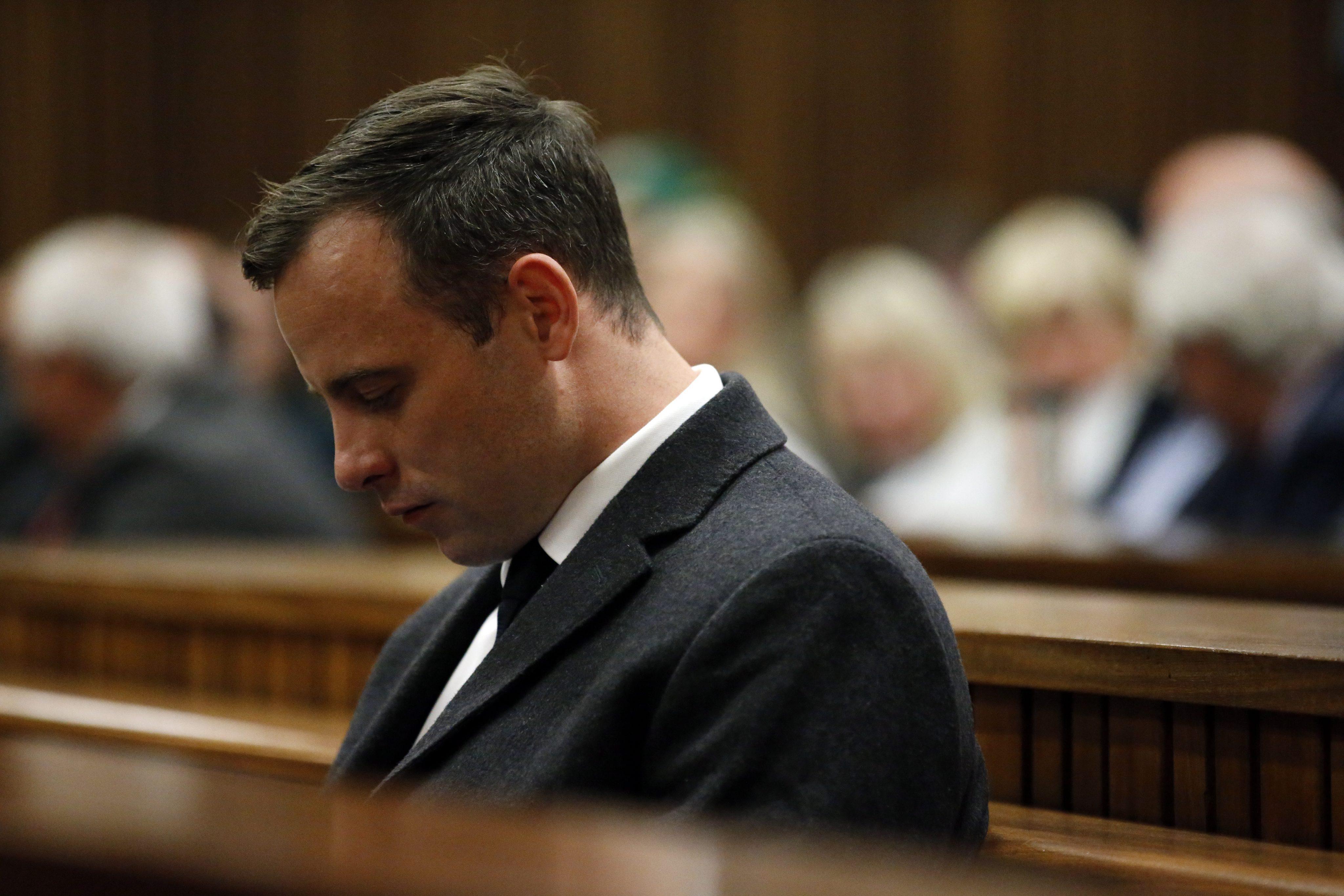 Condamnarea în cazul lui Oscar Pistorius, dublată