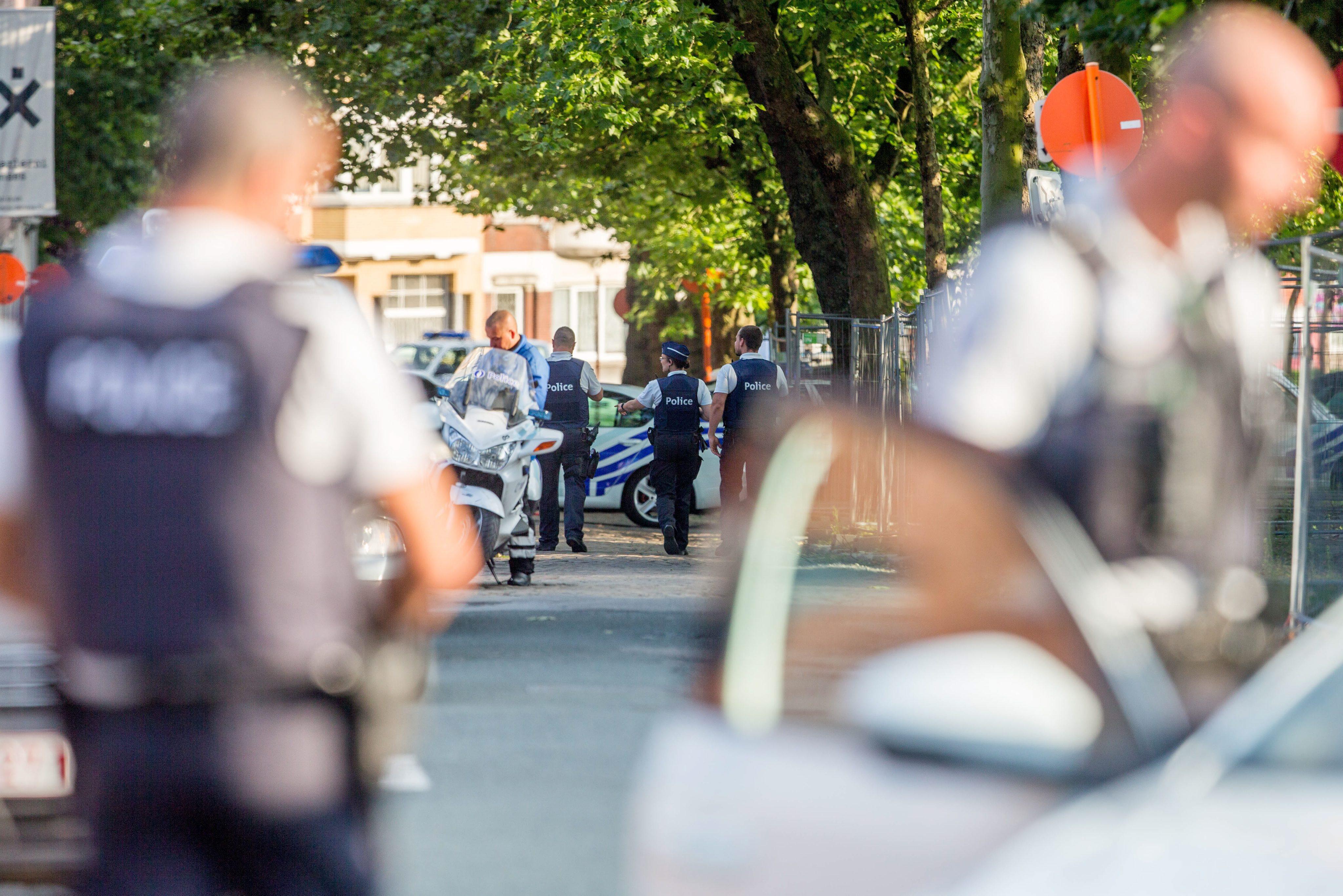 Un barbat inarmat a intrat intr-un centru comercial din Belgia.