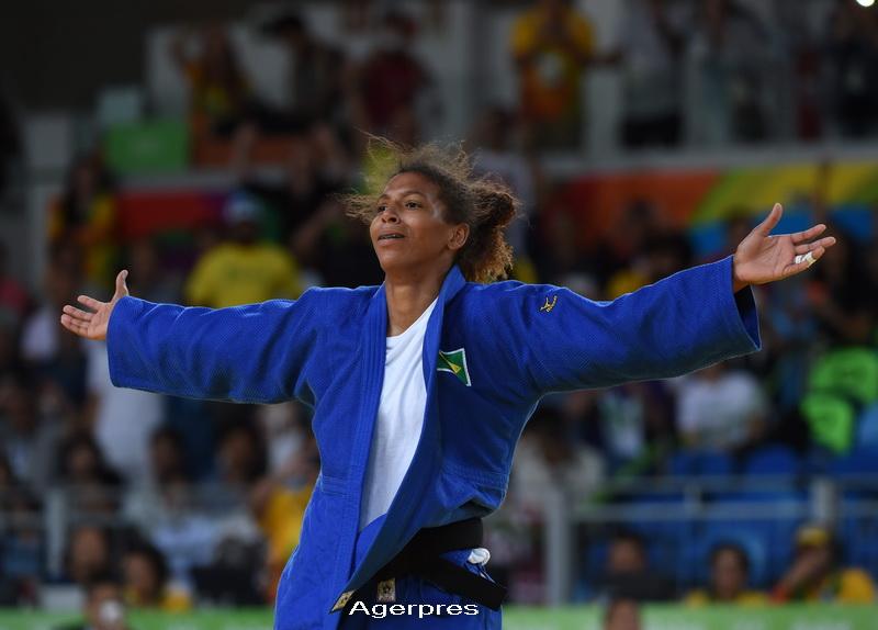 Prima medalie de aur a Braziliei vine din