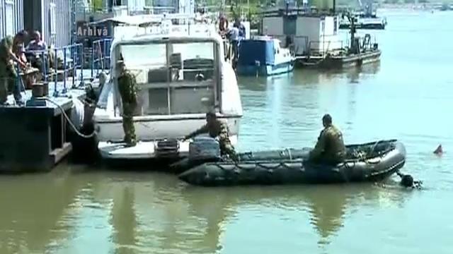Doi sarbi au ajuns cu barca la frontiera Romaniei si au fost prinsi de vamesi. Cum au motivat trecerea granitei