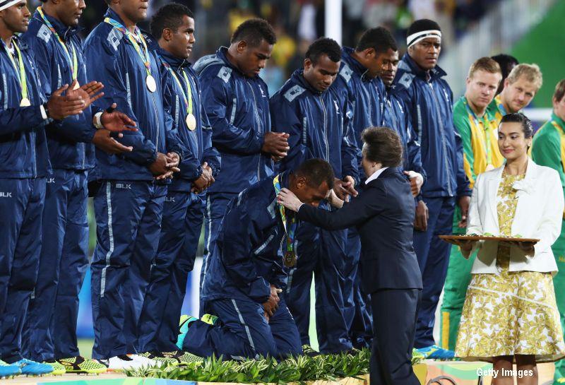Fiji castiga prima medalie olimpica din istoria tarii. Scorul zdrobitor cu care echipa de rugby i-a invins pe britanici
