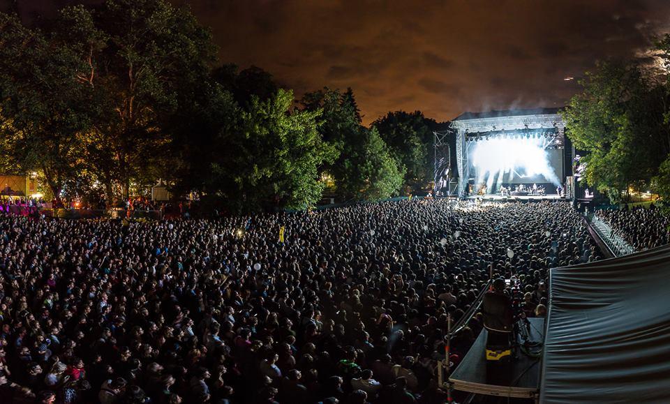 Summer Well, cel mai important festival de muzica alternativa din Romania, la final. Chemical Brothers au cantat la Buftea