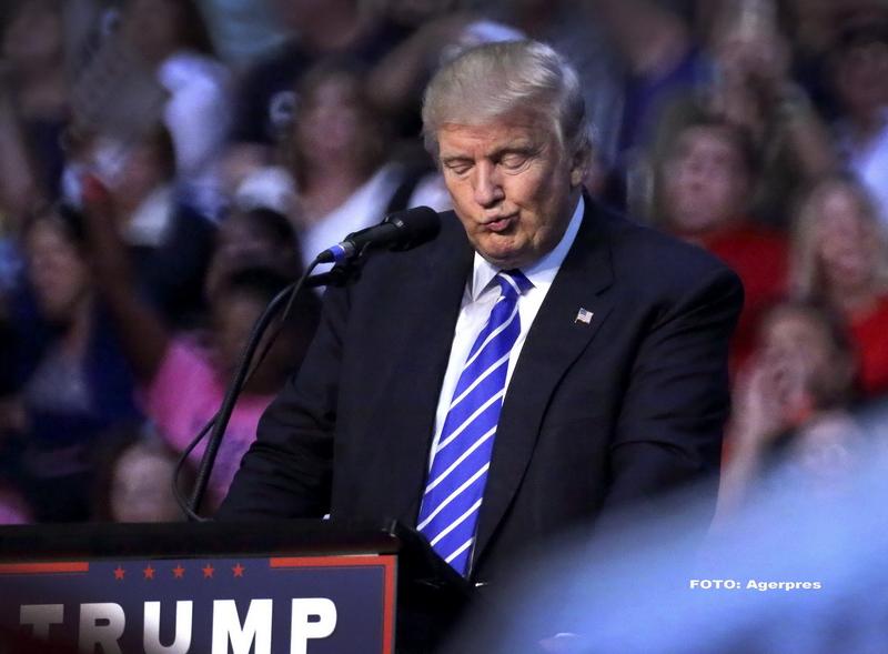 Donald Trump este implicat intr-un nou scandal. Seful lui de campanie ar fi fost finantat ilegal de Viktor Ianukovici