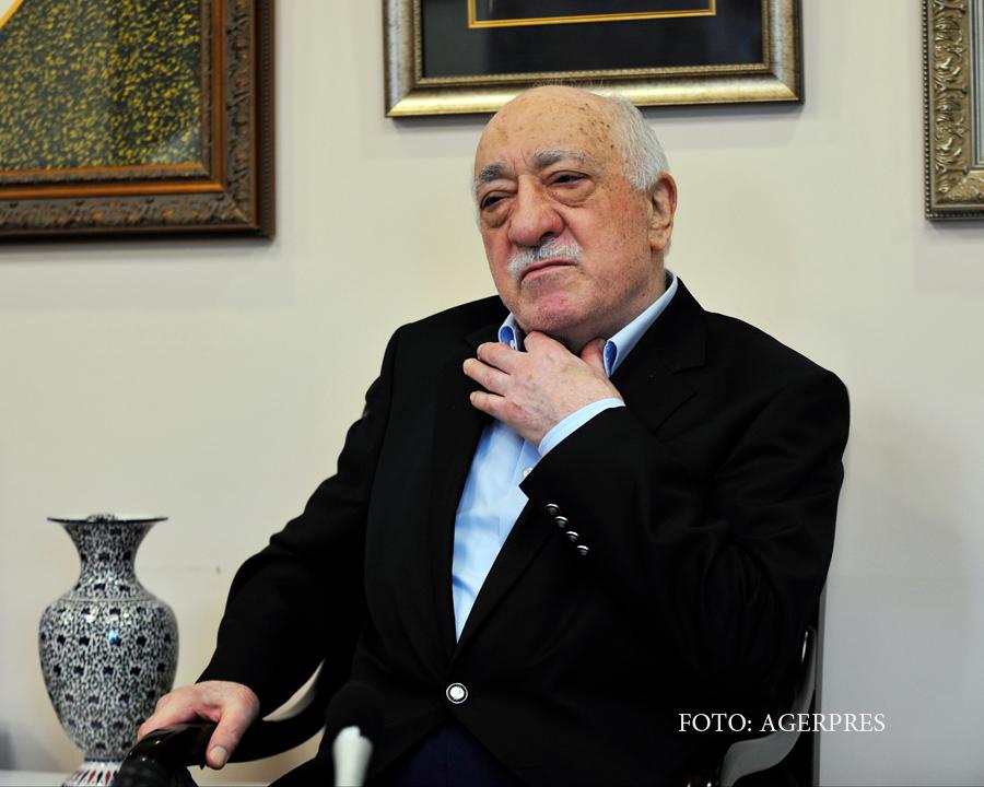 Alertă la reședința din SUA a lui Fethullah Gulen. Un bărbat înarmat a pătruns în locuință