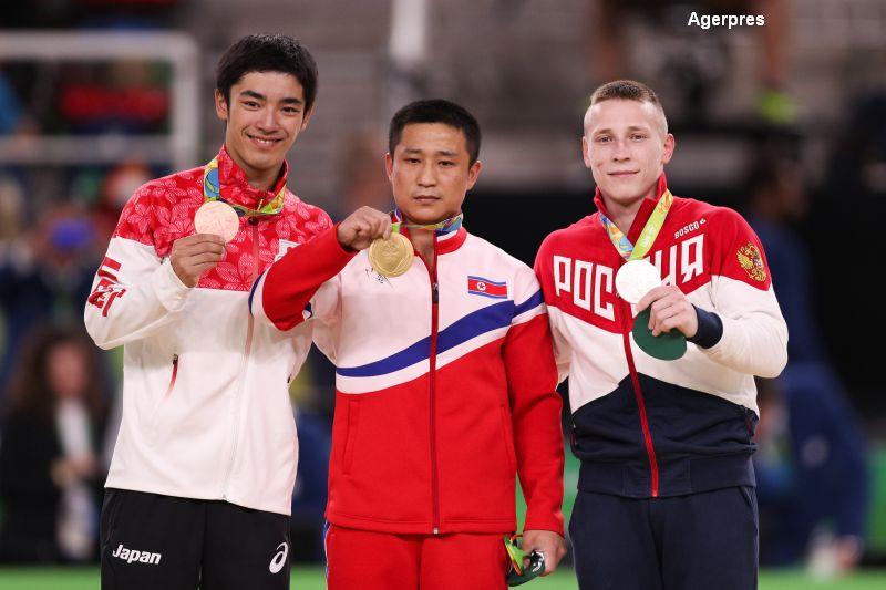Sportivul considerat cel mai trist castigator de la JO 2016. A luat medalia de aur, dar a fost la un pas sa planga pe podium