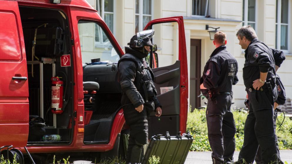 Un tanar de 27 de ani planuia sa comita un atac cu explozibili in timpul unui festival in Germania. Suspectul a fost retinut