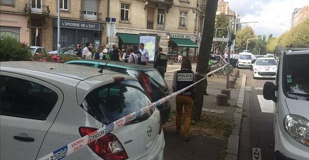 Un rabin a fost injunghiat, in Strasbourg. Agresorul ar fi strigat