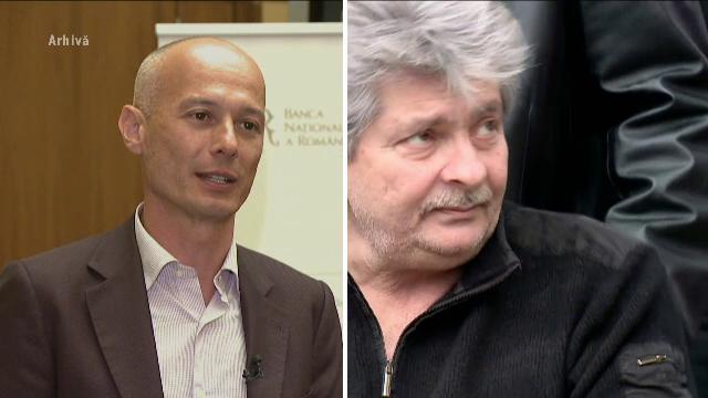 Confruntare Vintu - Bogdan Olteanu la DNA.