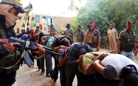 36 de persoane executate prin spanzurare in Irak. Barbatii, gasiti vinovati pentru masacrul recrutilor din 2014