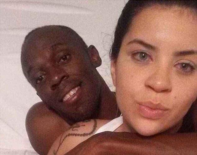 Usain Bolt si-a inselat iubita la Rio. Imaginile publicate de o studenta de 20 de ani, alaturi de sportiv, in dormitor. FOTO