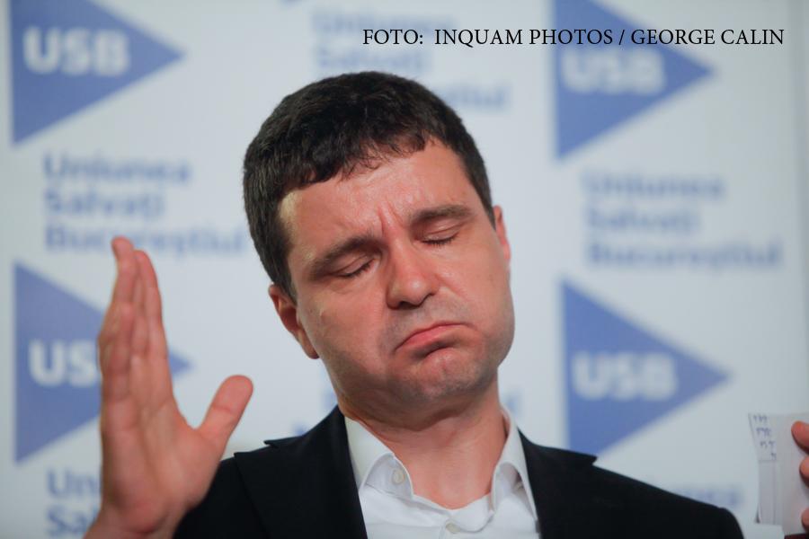 USR solicita demiterea ministrului Justitiei, Florin Iordache. Partidul va depune o motiune simpla in Parlament