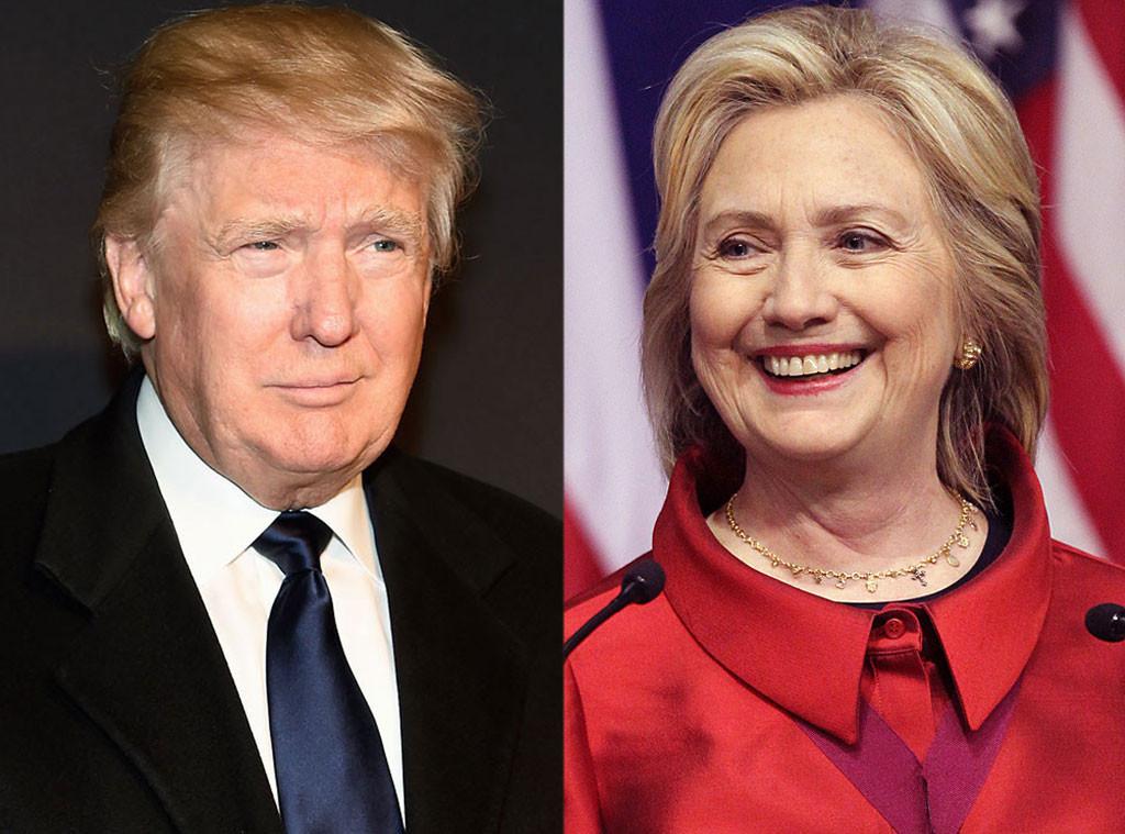 Un studiu psihologic ii aseamana pe Trump si Clinton cu Adolf Hitler si Saddam Hussein. Cum este interpretat testul