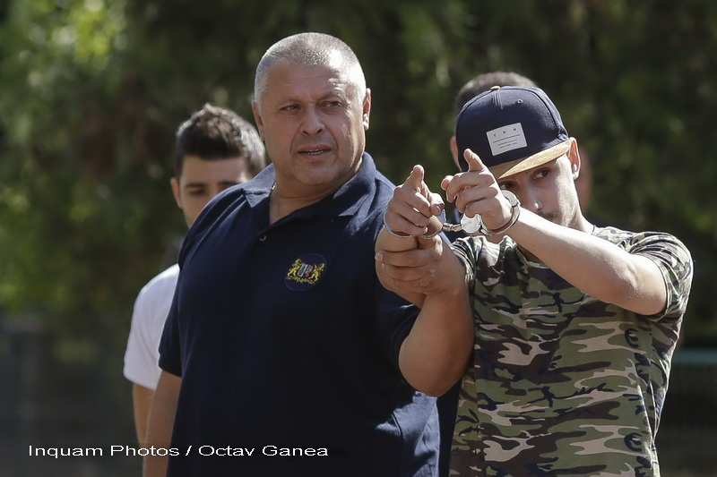 Al doilea suporter stelist a fost retinut in cazul mortii dinamovistului Daniel Matei. Barbatul avea interdictie pe stadioane