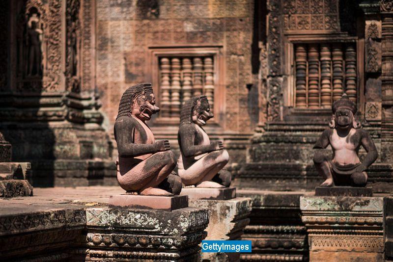 Descoperire arheologica efectuata in urma unor sapaturi in zona unui spital antic din Cambogia. Ce au descoperit specialistii