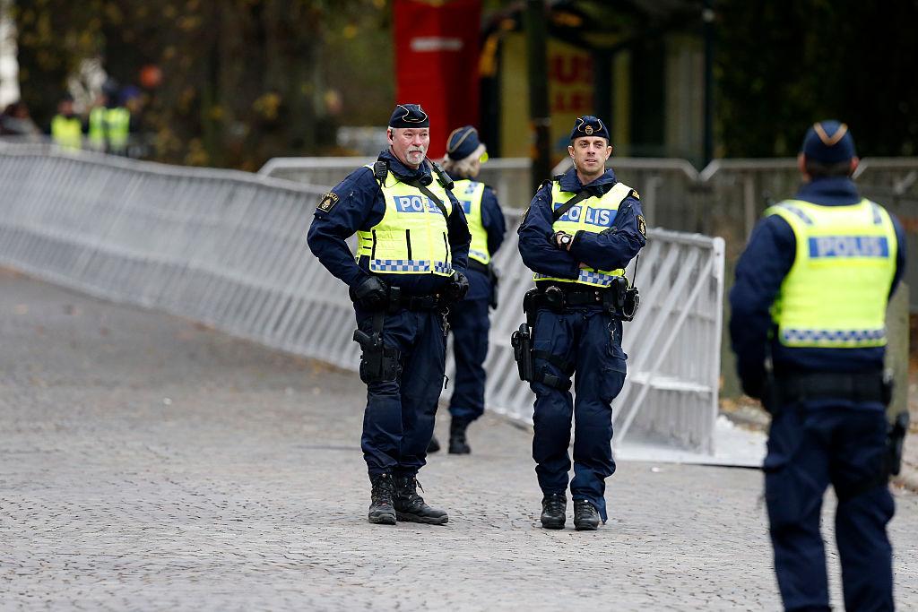 Explozie lângă o stație de metrou din Stockholm. Un bărbat a murit
