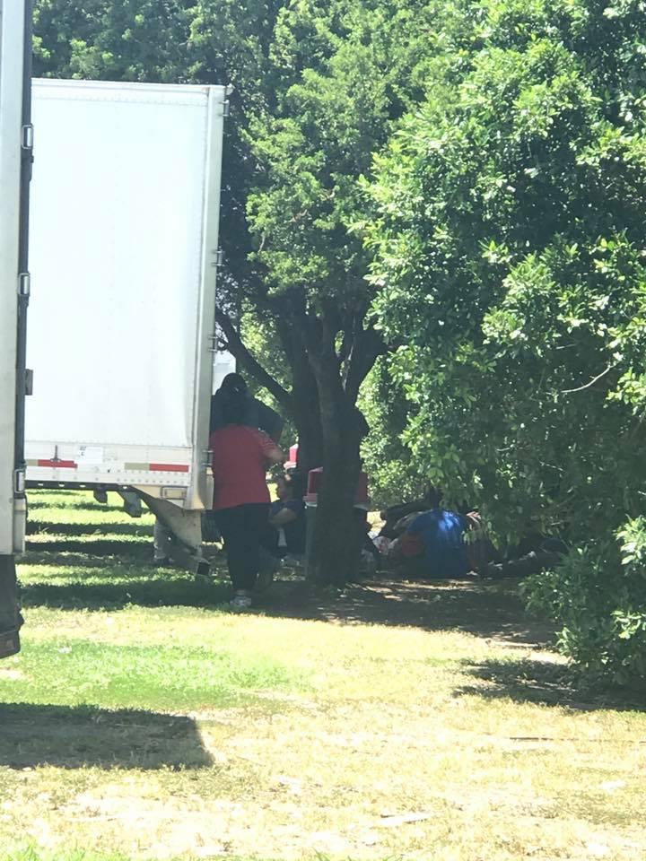 17 imigranţi ilegali, printre care şi români, găsiţi într-un camion, în Texas