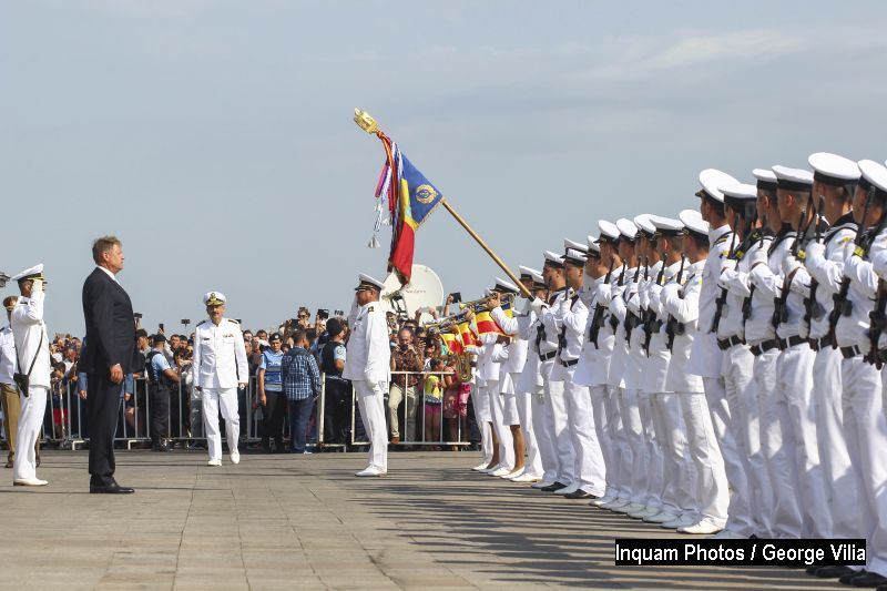 Festivitatea prilejuită de Ziua Marinei